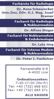 Röntgeninstitut Ct Mrt Nuklearmedizin Am Schillerpark